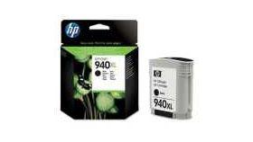 HP 940XL Black Officejet Ink Cartridge