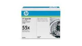 HP LaserJet CE255X Black Print Cartridge (HP LJ P3015) 12500 pages