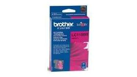 Brother LC-1100M Ink Cartridge Standard for DCP-6690/6890/385/585, MFC-6490/490/790