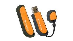 Transcend 8GB JETFLASH V70 (Orange)