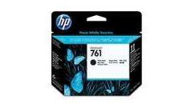 HP 761 Matte Black & Matte Black Printhead