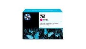 HP 761 400ml Magenta Ink Cartridge