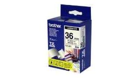 Brother TZe-261 Tape Black on White, Laminated, 36mm, 8 m - Eco