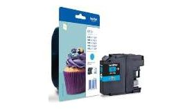 Brother LC-123 Cyan Ink Cartridge for MFC-J4510DW