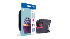 Brother LC-123 Magenta Ink Cartridge for MFC-J4510DW