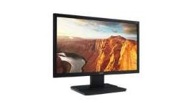 "Acer V196HQLAb, 18.5"" Wide TN LED, Anti-Glare, 5 ms, 100M:1, 200 cd/m2; 1366x768, VGA, MPRII, ES7.0, Black Matt"