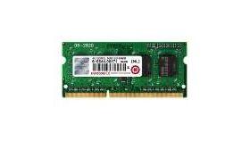 Transcend 4GB 204pin SODIMM DDR3L PC1600 CL11, Low Voltage (1.35V)