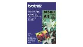 Brother BP-60 A4 Matt Photo Paper (25 sheets)
