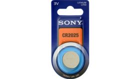 Sony CR2025B1A Coins 1 pcs Blister