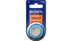 Sony CR2032B1A Coins 1 pcs Blister