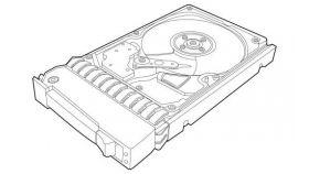 HP 300GB 12G SAS 15K 3.5in SCC ENT HDD