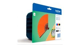 Brother LC-129XL Value Pack Ink (Black/Cyan/Magenta/Yellow)