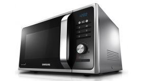 Samsung MS23F301EAK Microwave, 23l, 800W, LED Display,  Black/Silver
