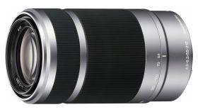 Sony SEL-55210, 55-210mm lens