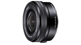 Sony SELP-1650, 16-50mm new kit lens