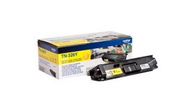 Brother TN-326Y Toner Cartridge High Yield