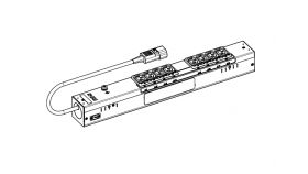 Eaton ePDU BA 0U (C14 10A 1P)8XC13