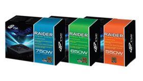 Fortron power supply Захранване 750W RAIDER 750 SILVER 80 Plus, Fortron,active PFC