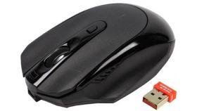A4tech G11-580FX-1 Безжична мишка, черна, вградена литиева батерия