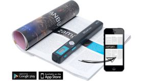 IRIScan Book 3 преносим  мобилен скенер