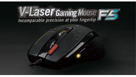 Геймърска мишка F5, V-track 100-3000dpi, 160k памет