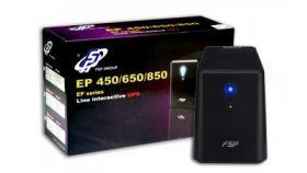 Fortron Аварийно захранване  EP 850 UPS 850VA Plus- Line- Interact, 480W