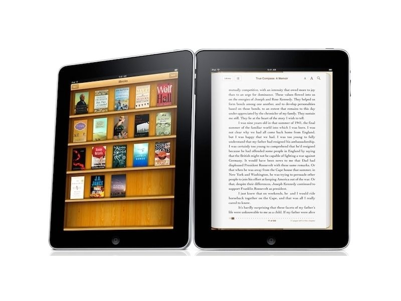 Book Piracy 'Surges' After iPad Launch - TorrentFreak